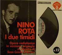 "Franco Ferrara dirige ""I Due Timidi"" di Nino Rota (1951)"